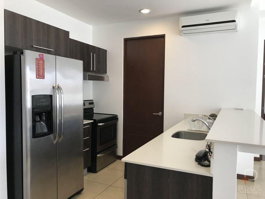 apartamento amueblado alquiler escazu distrito 4