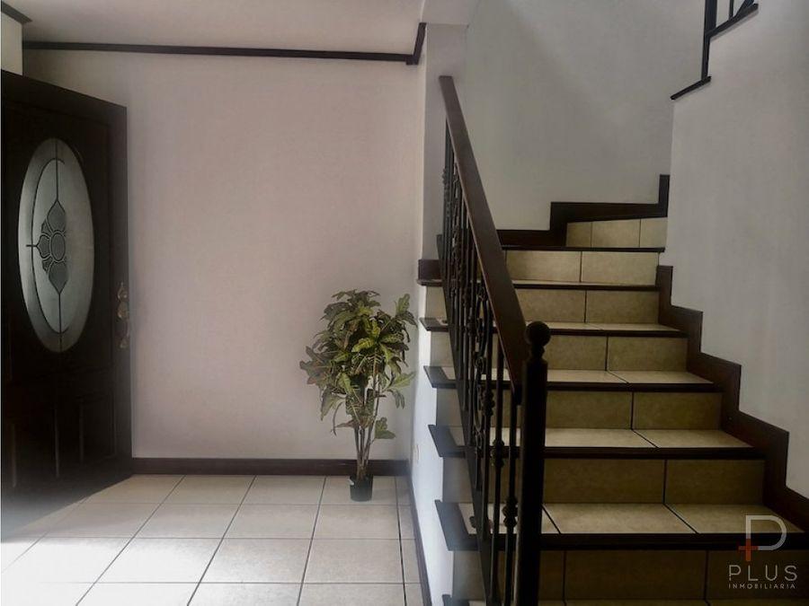 casa alquiler guachipelin escazu rc142