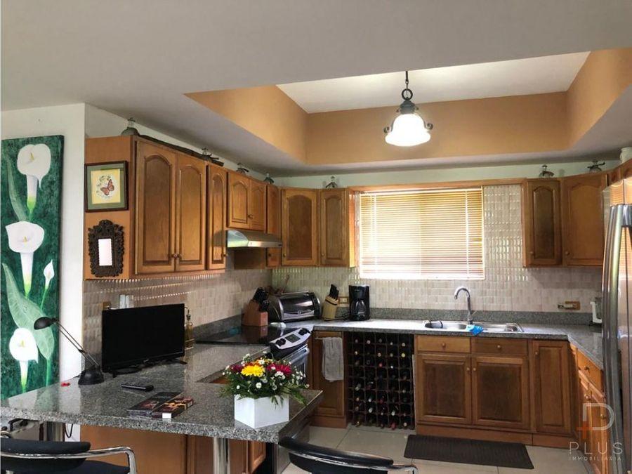 casa venta san rafael escazu 4 habitaciones jv01