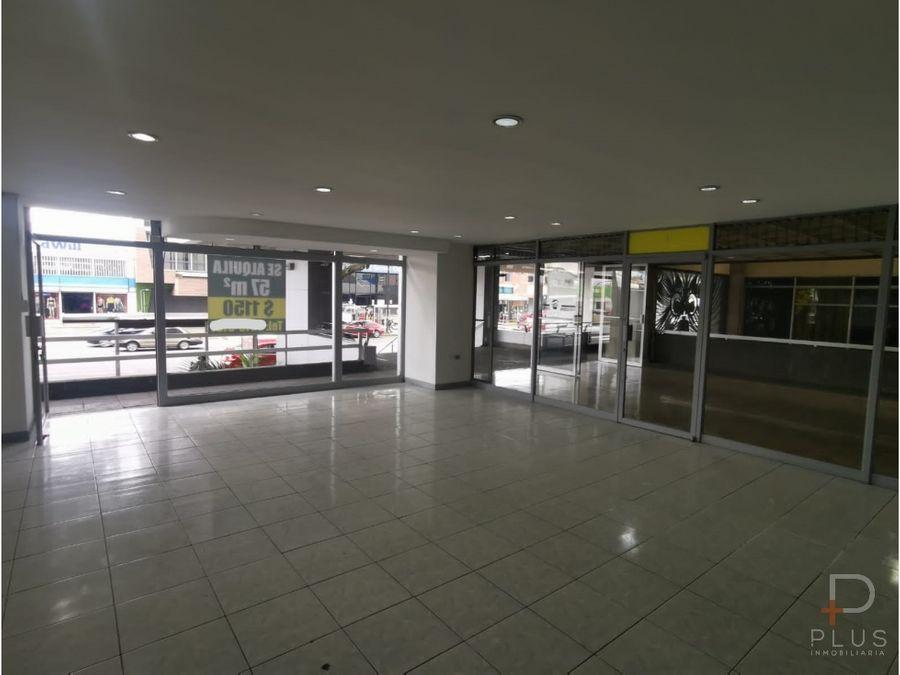 local comercial alquiler paseo colon san jose sb37