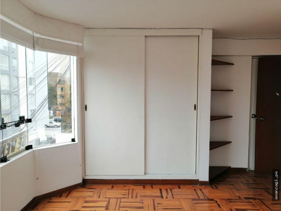 departamento flat san miguel