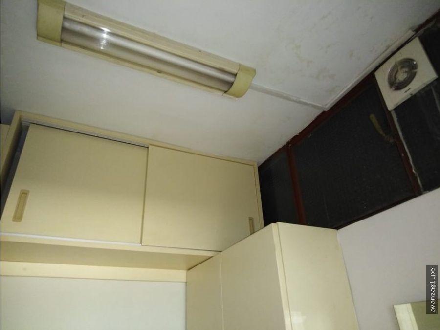 oficina altura de la cuadra 11 de n de pierola