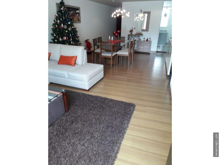 amplio y bonito departamento residencial murano en cayma