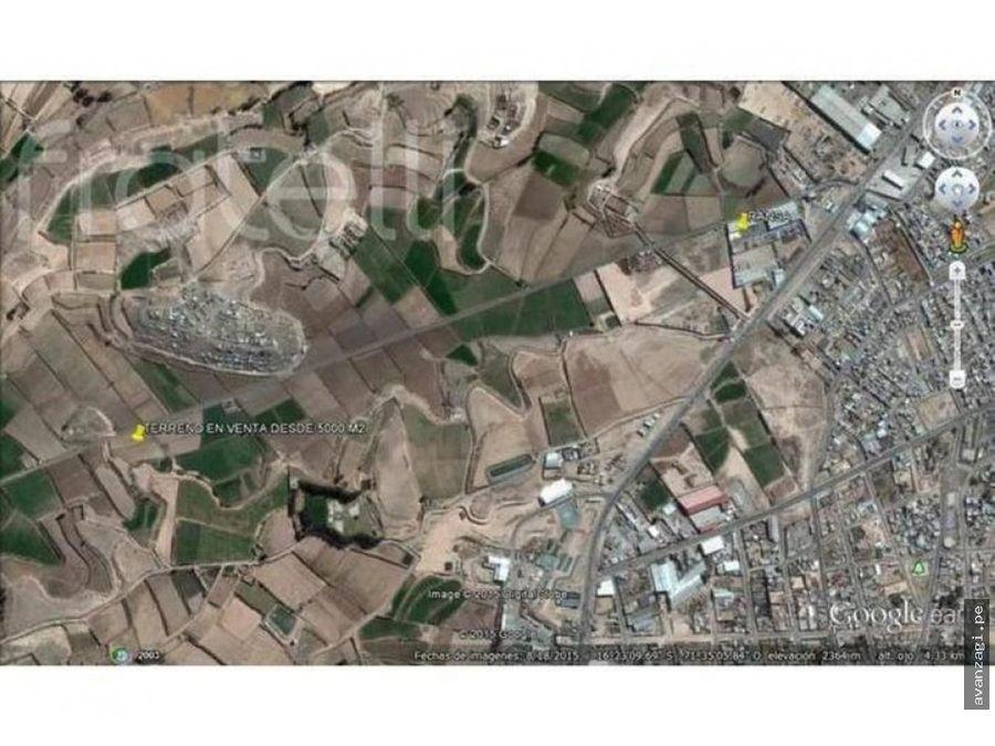 terreno industrial cerro colorado