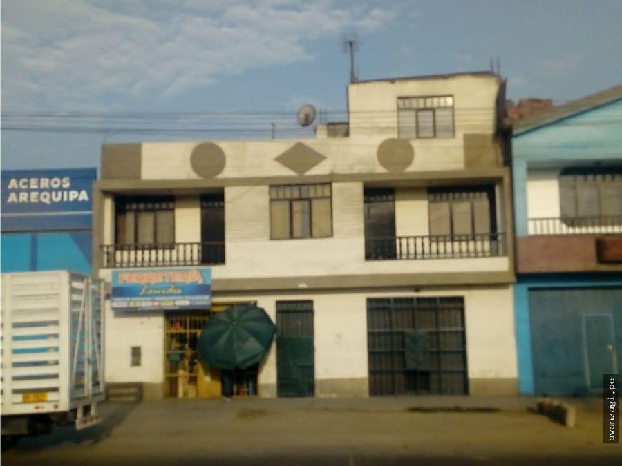 casa tottus av mendiola con av zinc