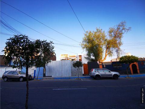 local comercial calle misti yanahuara