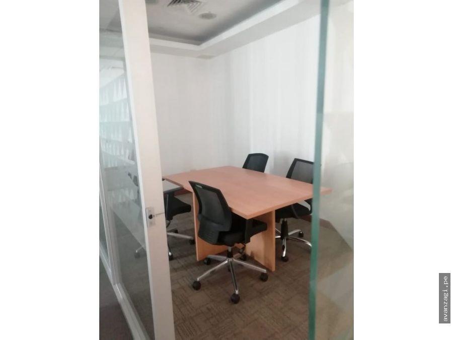 oficina implementada 402 en macros empresarial