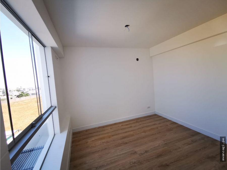 hermoso departamento en condominio exclusivo