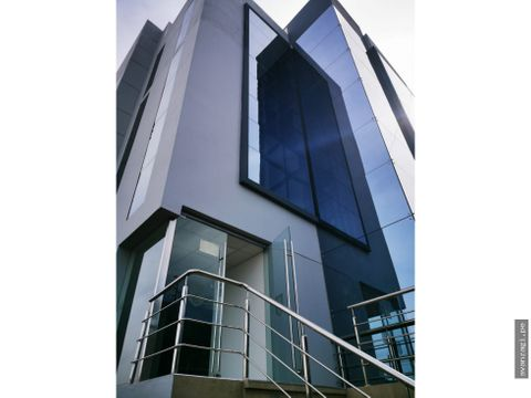 ocasion edificio de 4 pisos implementado a espaldas de nasya ii
