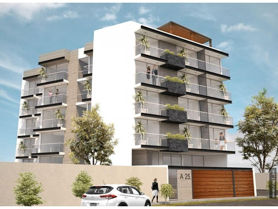 departamento en primer piso urbanizacion exclusiva de cayma