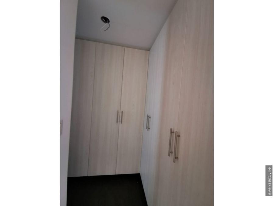 bonito departamento en exclusivo condominio de cayma