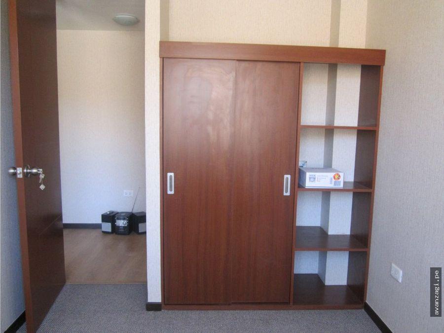 amplio departamento flat mirador de la alameda