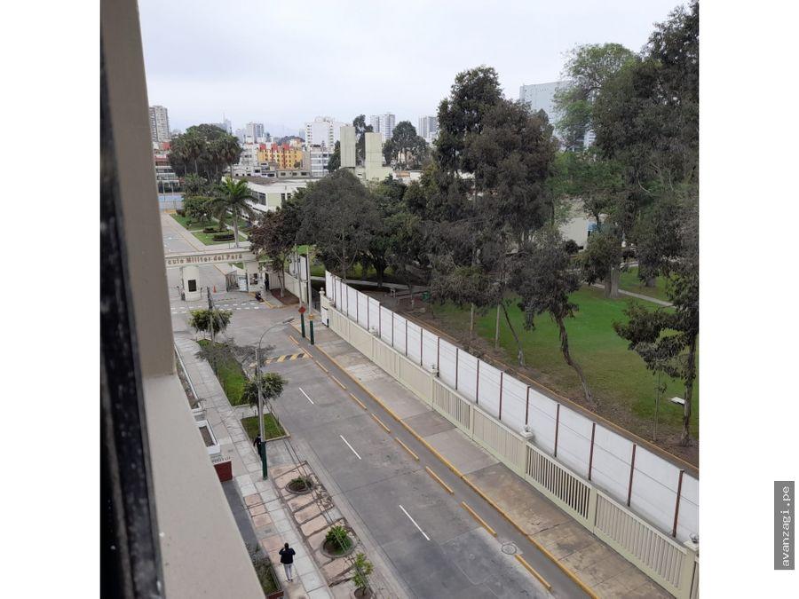 duplex de 3 habitaciones con expectacular vista al circulo militar jm