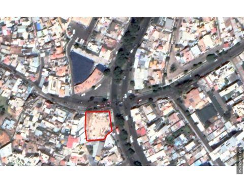 alquiler de terreno comercial en excelente ubicacion yanahuara