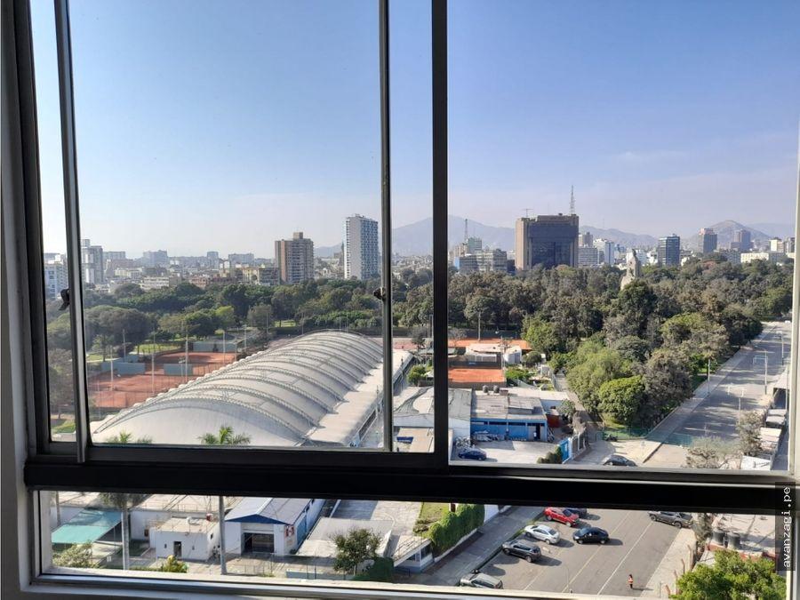 penthouse con vista panoramica al campo de marte
