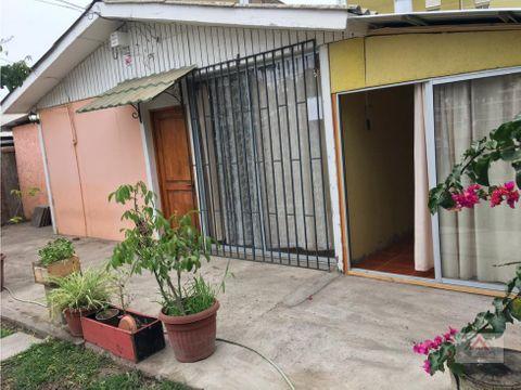 casa en villa japonesa quillota