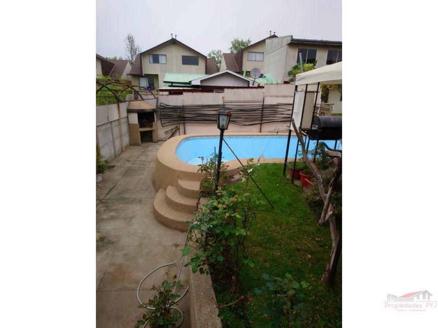 terreno de 700 m2 con 2 casas en centro de quilpue