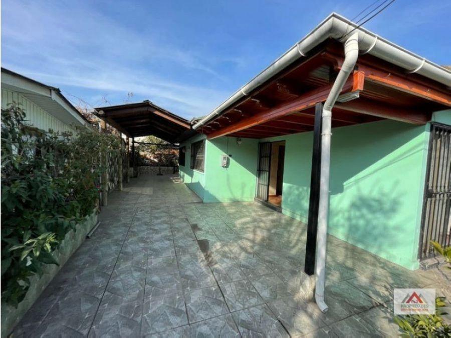 casa en los generales maipu