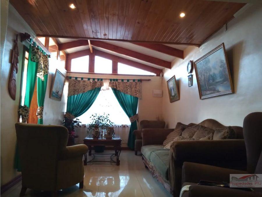 hermosa y amplia casa quillota