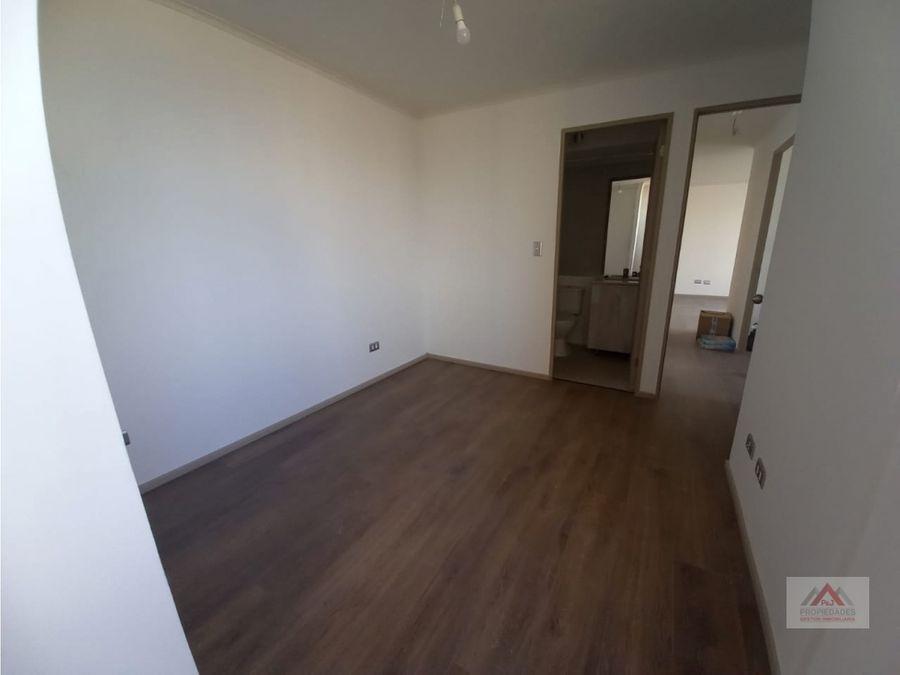 departamento nuevo en condominio ayelen quillota