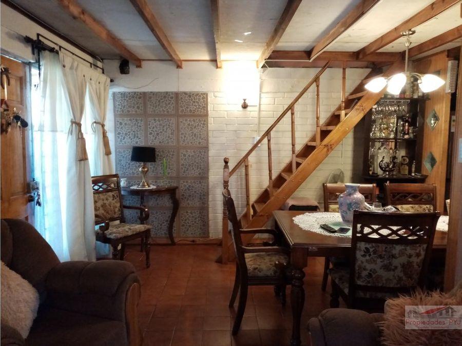 casa dos pisos villa san alberto
