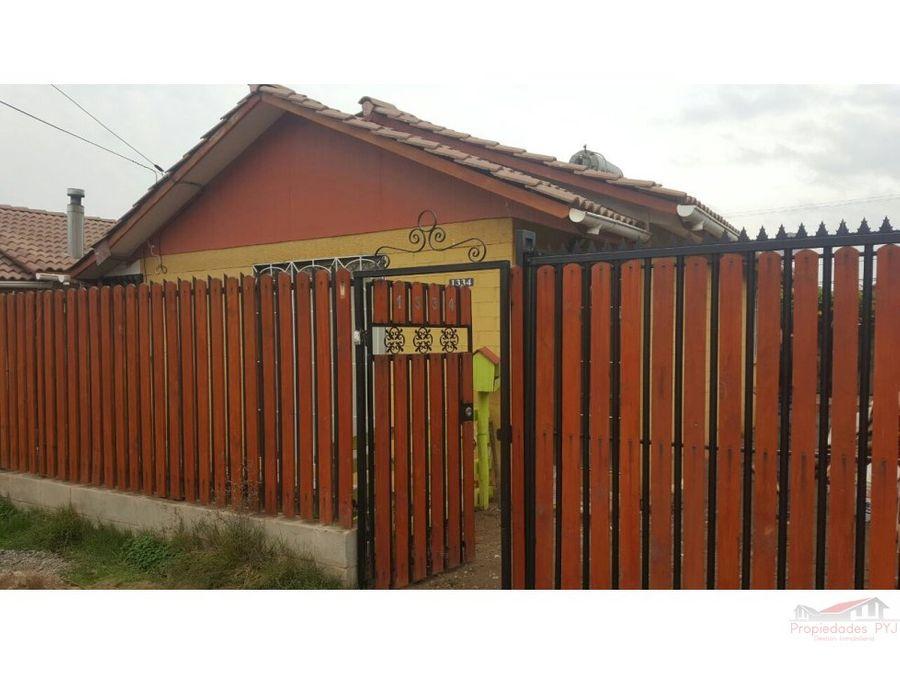 excelente casa en portal araucarias quillota