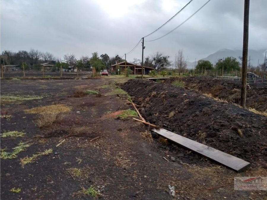 parcela productiva 3 hectareas
