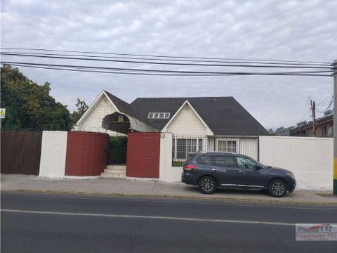 casa en avenida 21 de mayo la cruz 1000m2