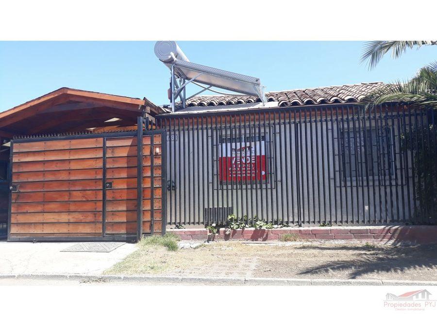 oportunidad casa en ciudad satelite maipu