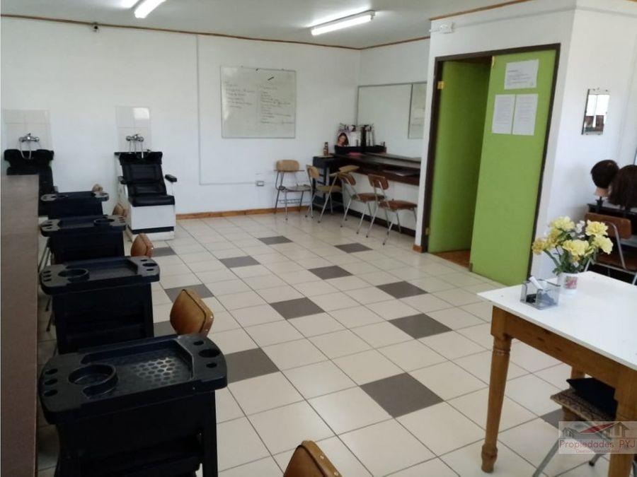 propiedad comercial y habitacional quillota