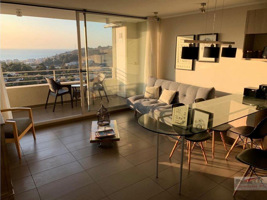 lindo departamento jardin del mar 2 habitaciones