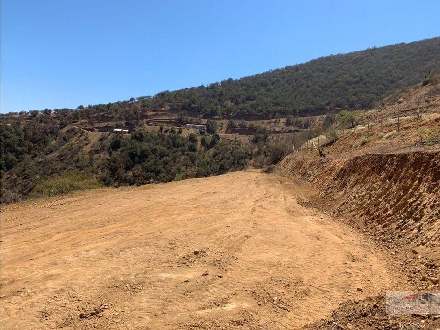terreno en lomas de san isidro
