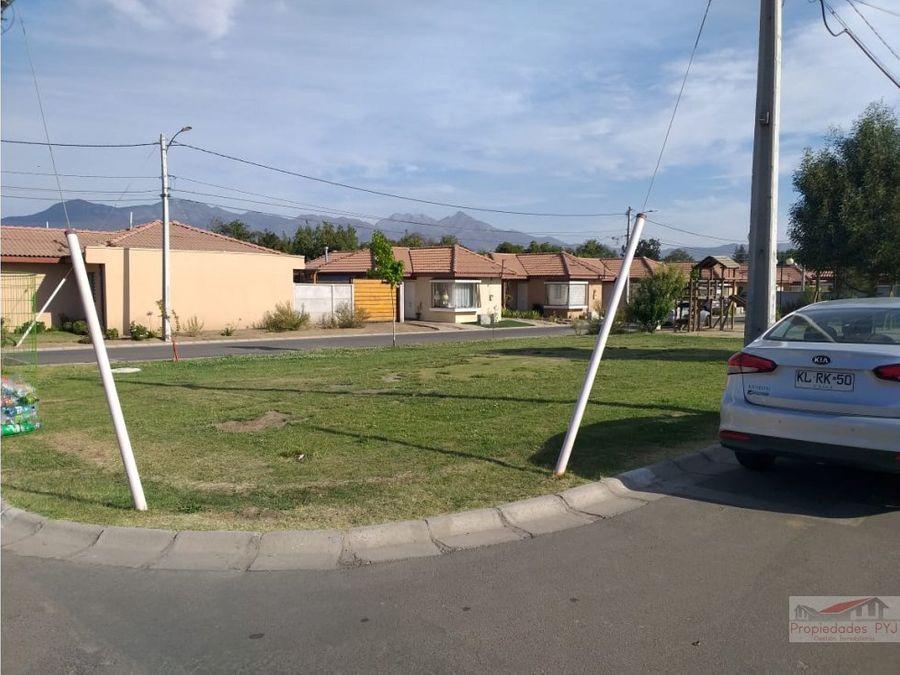 casa en condominio valle de la cruz