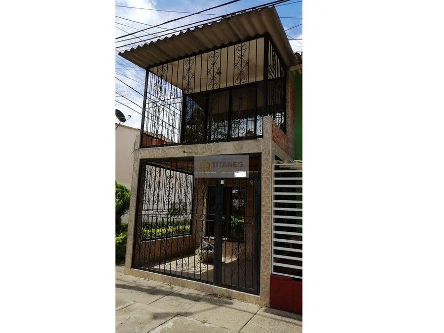 vendo casa portal de jamundi 120 jcp