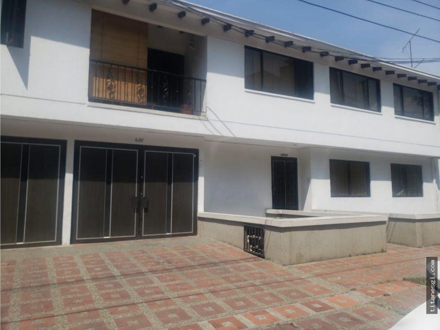 venta casa para inversionista en tejares cali sj