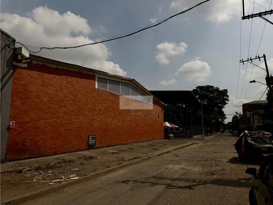 alquiler bodega 1000 mts barrio municipal jk sj