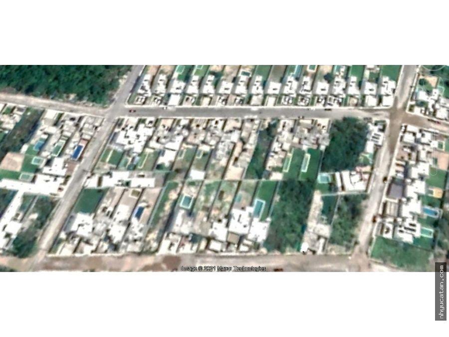 terreno en dzitya de 565 m2 a 1190000 pesos
