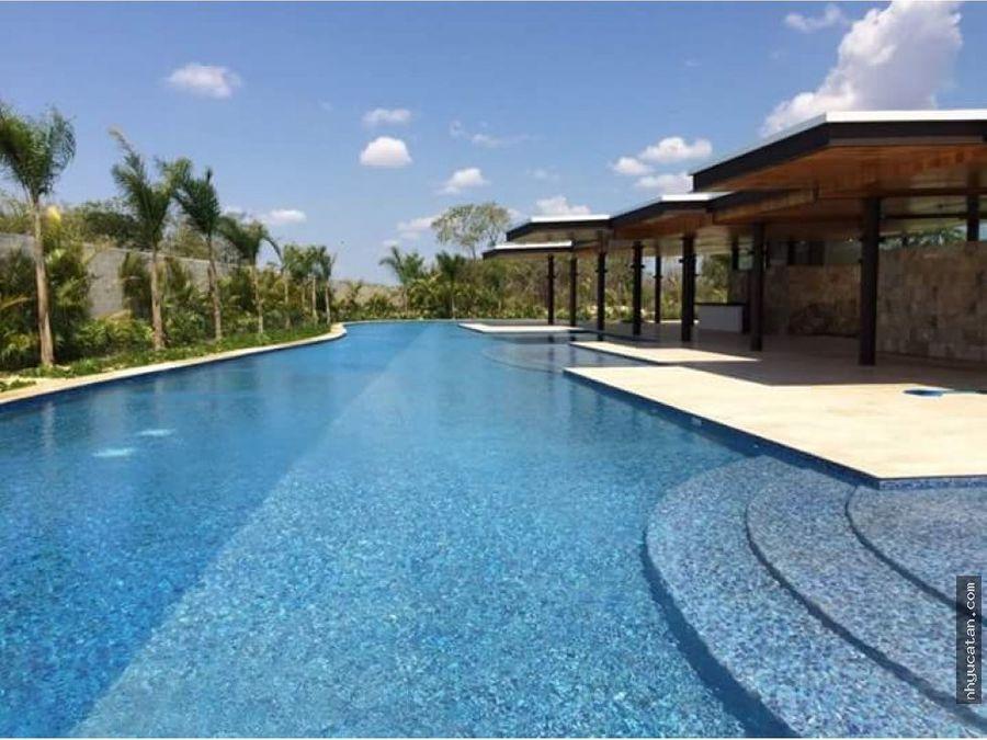 casa olivo 04 en privada residencial de lujo 3950000 pesos
