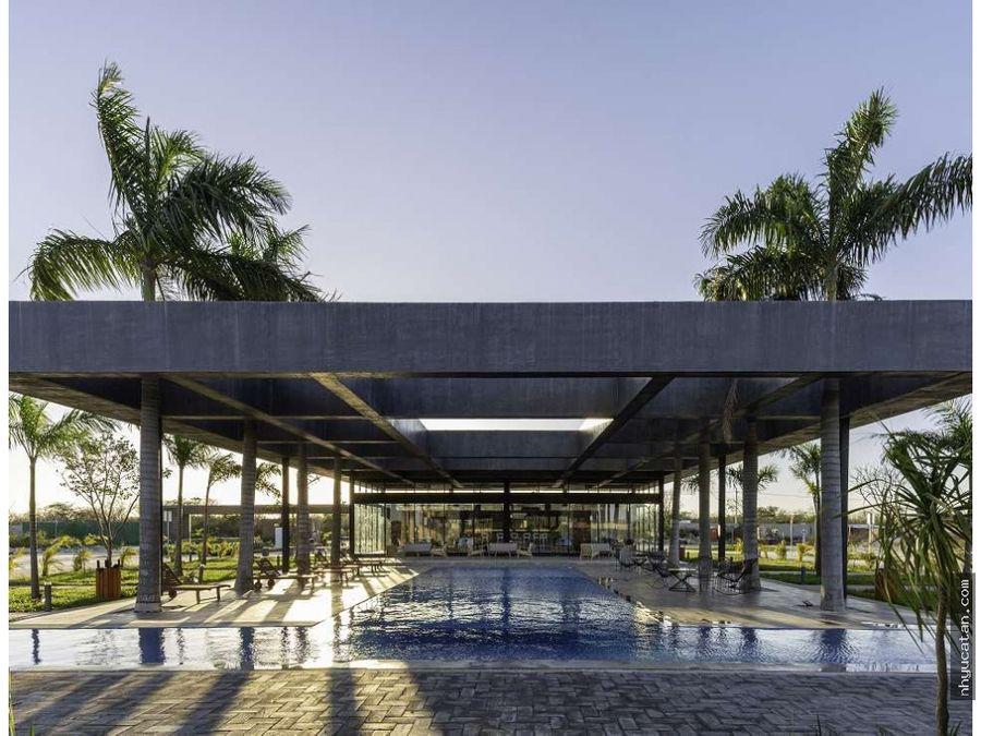 residencias en privada con amenidades de lujo 3050000 pesos
