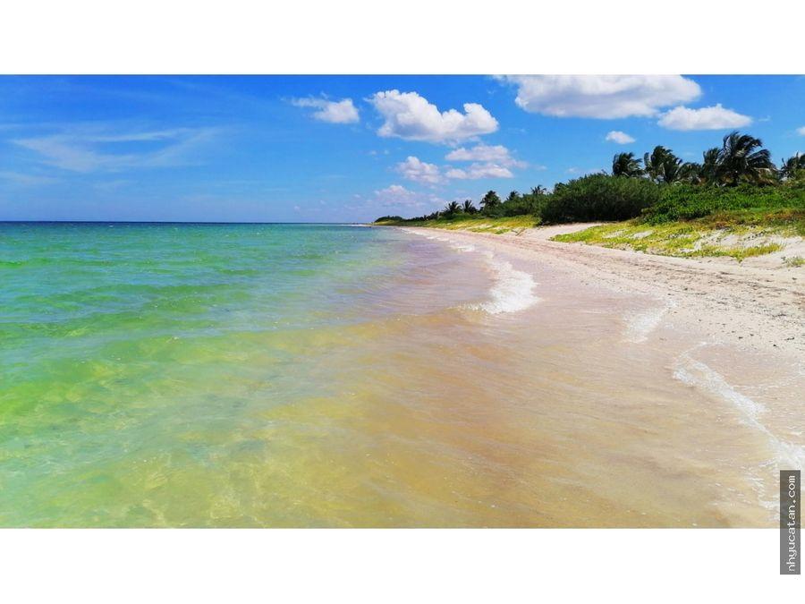 departamento en la playa a 1 hora de merida yucatan