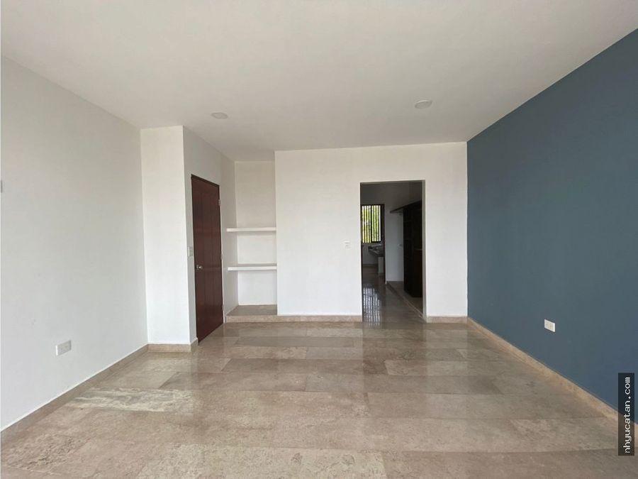 residencia equipada en terreno muy amplio al norte de merida yucatan