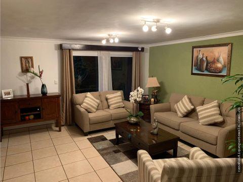 casa en condominio con reserva ecologica