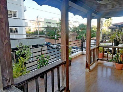 apartamento en venta con terraza en el millon
