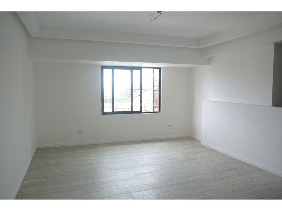 apartamento en alquiler en serralles santo domingo