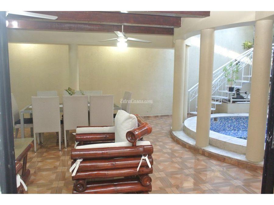 casa en venta en el milloncito santo domingo