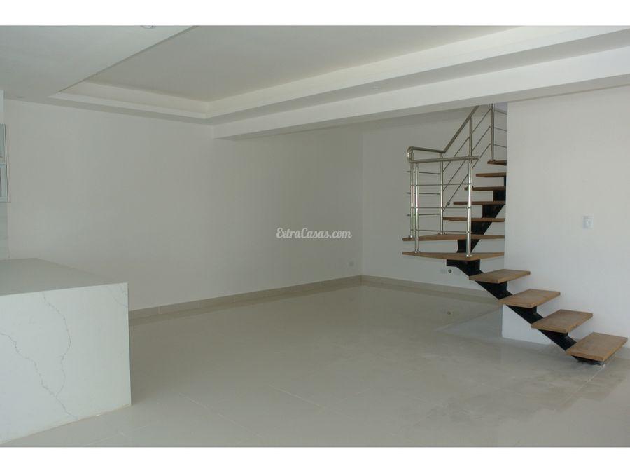 penthouse en venta en los restauradores santo domingo