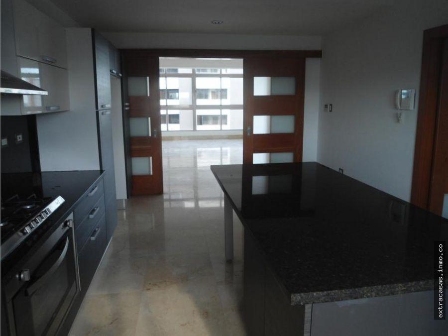 cacicazgos hermoso apartamento en alquiler nuevo