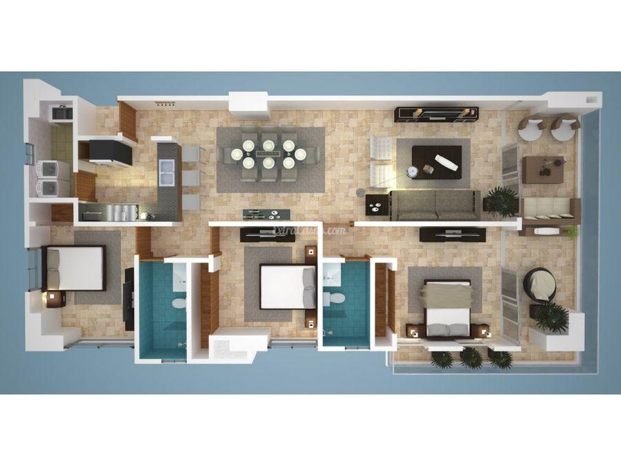apartamento en venta en juan dolio