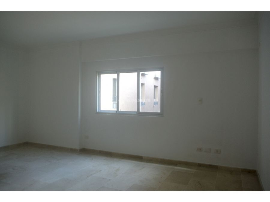 apartamento en alquiler en evaristo