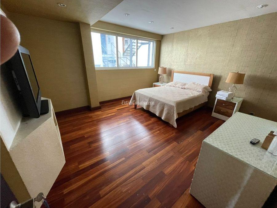 apartamento amueblado en naco